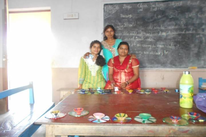 Shri Brijlal Yadav Memorial Public School-Art And Craft