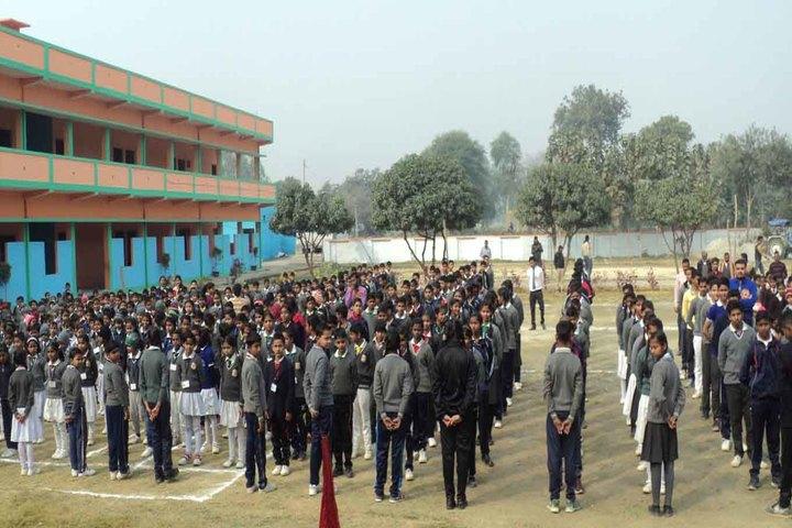 Shri Brijlal Yadav Memorial Public School-Assembly