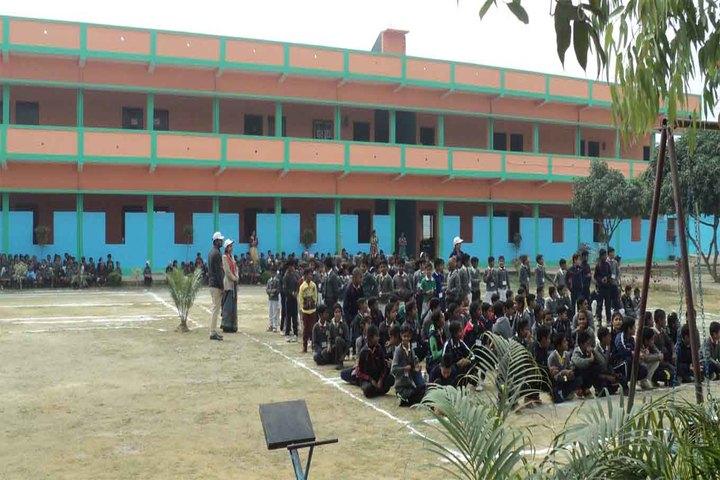 Shri Brijlal Yadav Memorial Public School-Campus