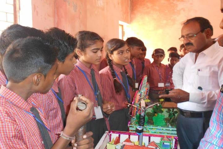 Shri Brijlal Yadav Memorial Public School-Exhibition