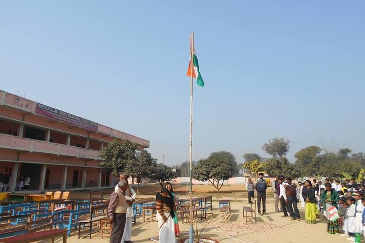 Shri Brijlal Yadav Memorial Public School-Republic Day