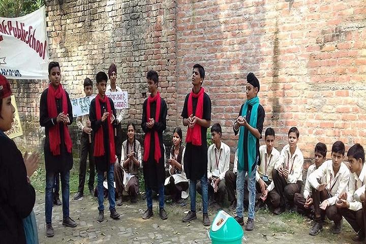 Shri Guru Nanak Public School-Drama