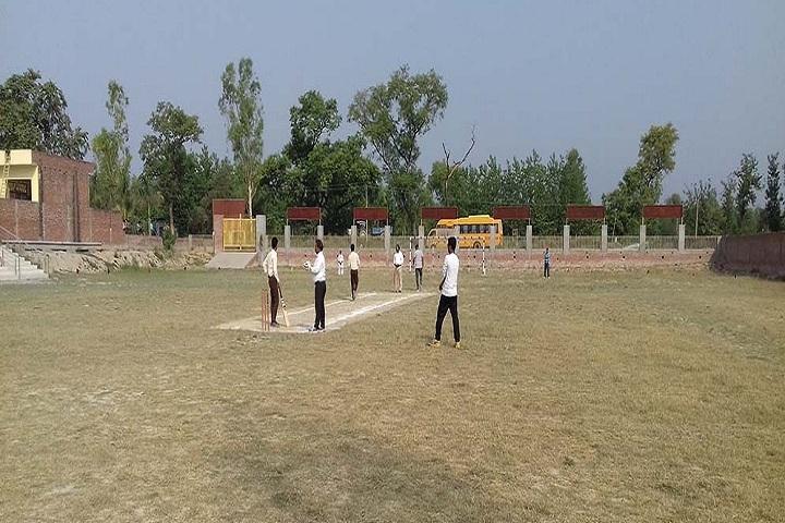 Shri Guru Nanak Public School-Play Ground