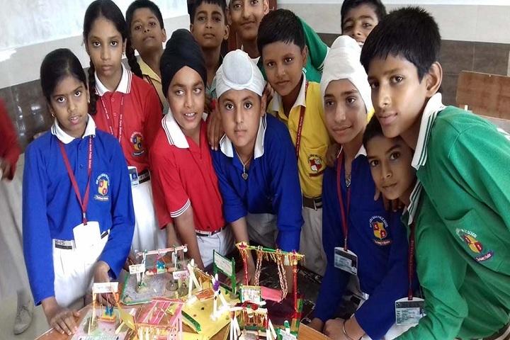 Shri Guru Nanak Public School-Science Project