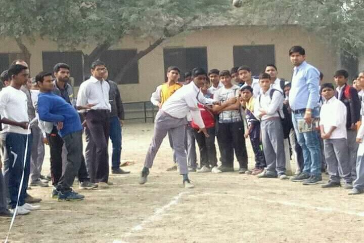 Shri Guru Ram Rai Public School-Sports