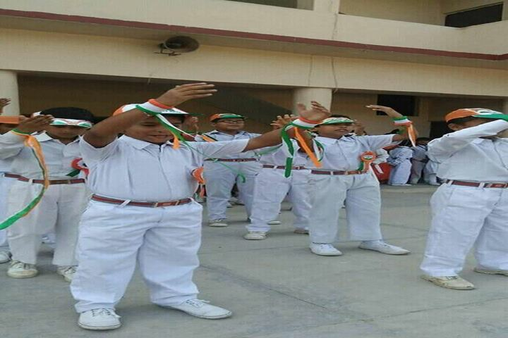 Shri Guru Ram Rai Public School Hardoi-Event