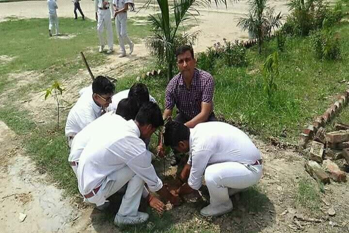 Shri Guru Ram Rai Public School-Plantation activity