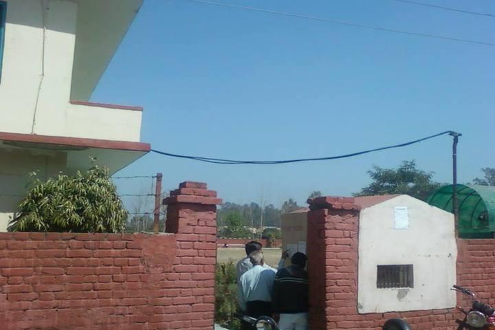 Shri Guru Ram Rai Public School-Entrance