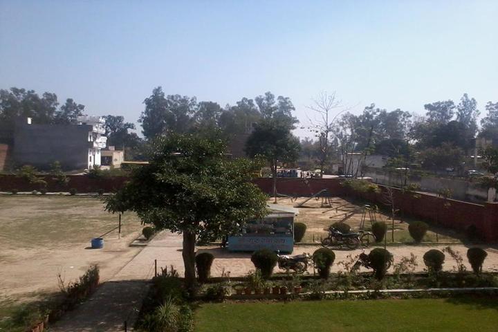 Shri Guru Ram Rai Public School-School Overview