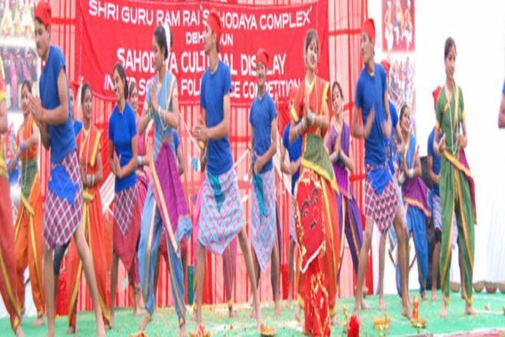 Shri Guru Ram Rai Public School-Dance
