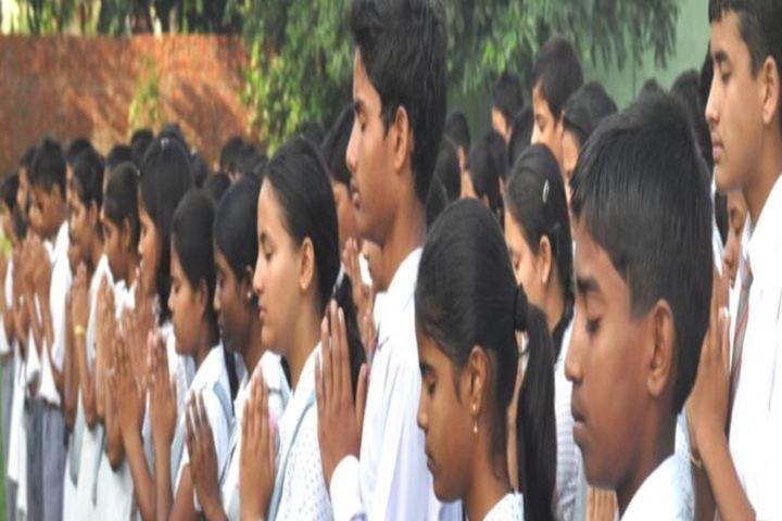 Shri Guru Ram Rai Public School-Prayer
