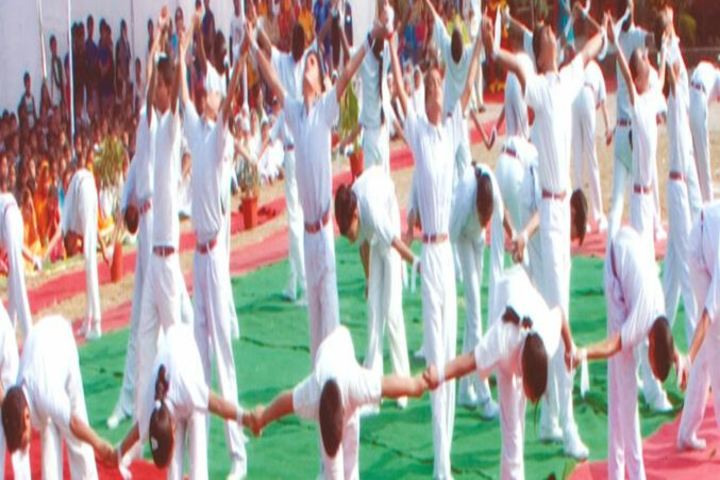 Shri Guru Ram Rai Public School-Yoga