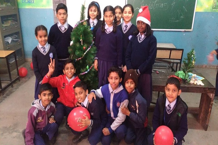 Government High School-Critsmas day celebrations