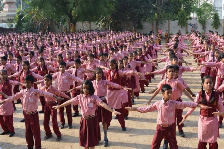 Shri Maha Prabhu Public School-Assembly Ground