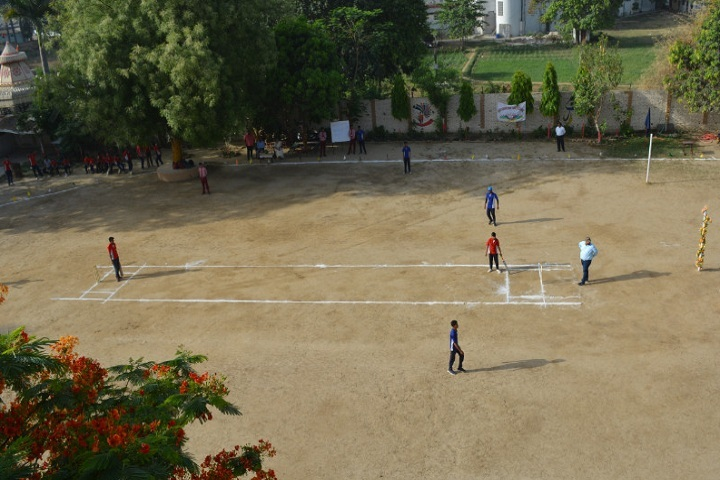 Shri Maha Prabhu Public School-Sports Ground