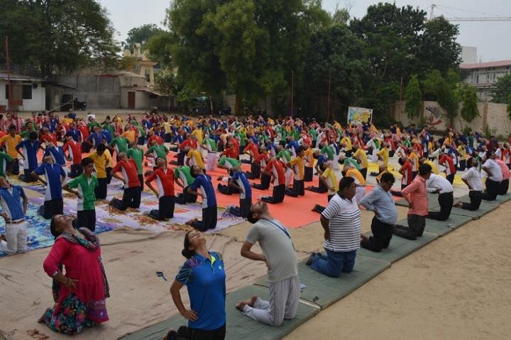Shri Maha Prabhu Public School-Yoga