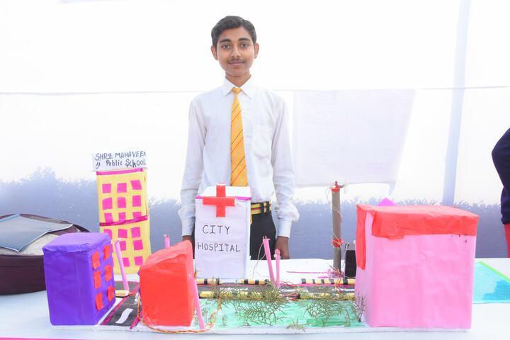 Shri Mahaveer Ji Public School-Exhibition
