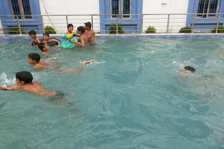 Shri Mahaveer Ji Public School-Pool