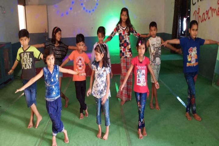 Shri Mahaveer Ji Public School-Childrens Day