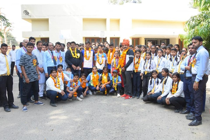 Shri Mahaveer Ji Public School-Cultural Activity