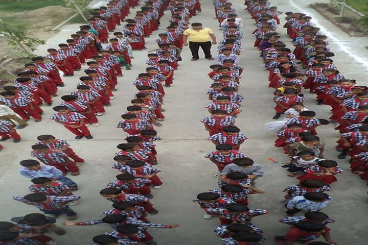 Shri Mahaveer Ji Public School-Fun Activity