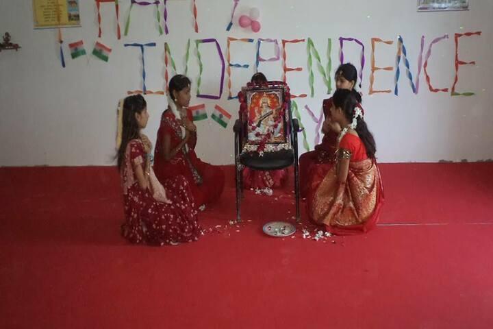Shri Mahaveer Ji Public School-Independence Day