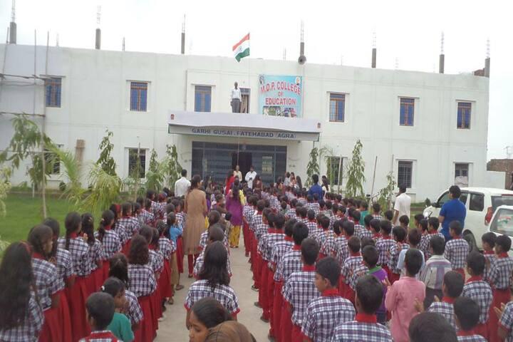 Shri Mahaveer Ji Public School-Republic Day