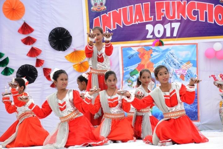 Shri Rajendra Giri Memorial Academy-Annual Day