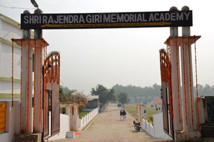 Shri Rajendra Giri Memorial Academy-Campus Front View
