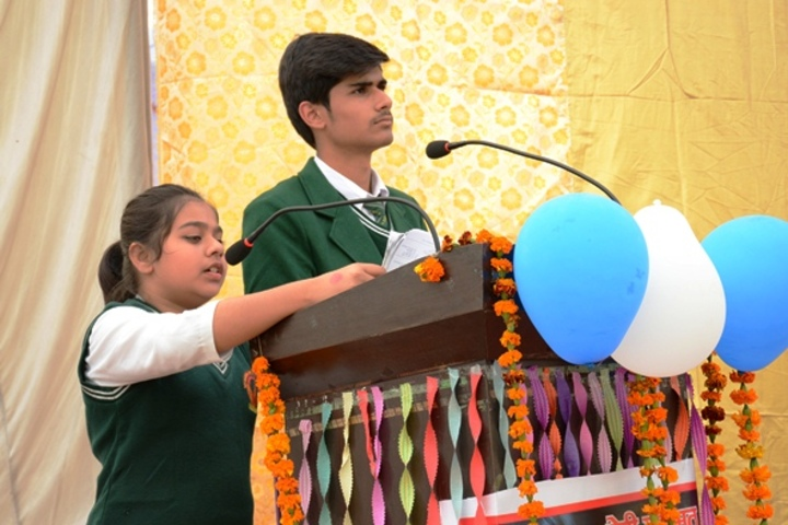Shri Rajendra Giri Memorial Academy-Fest