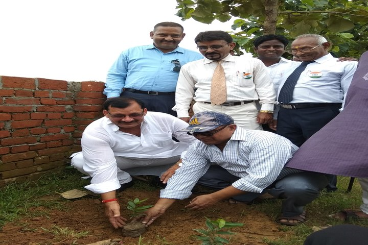 Shri Rajendra Giri Memorial Academy-Plantation Day