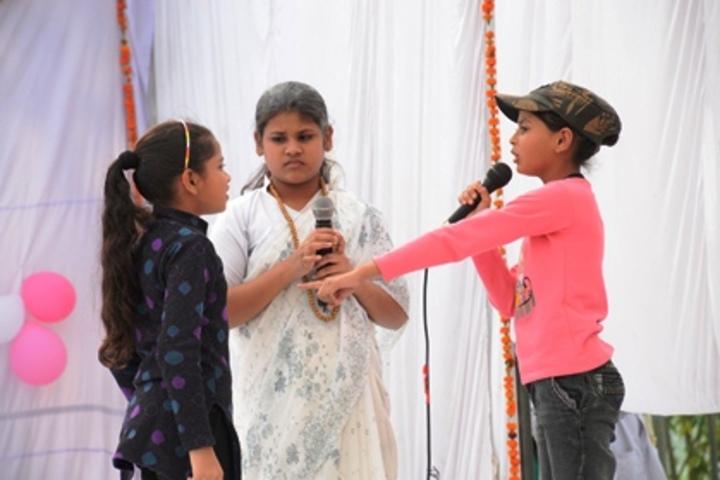 Shri Rajendra Giri Memorial Academy-Skit