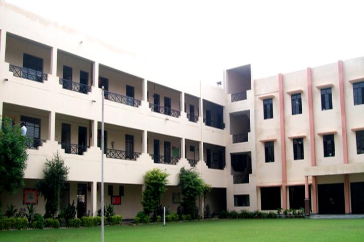 Shri Ram Public School-Campus