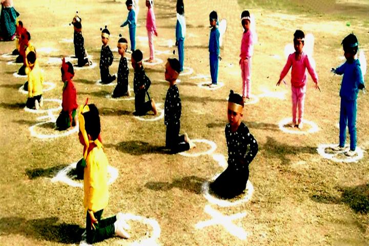 Shri Ram Public School-Event