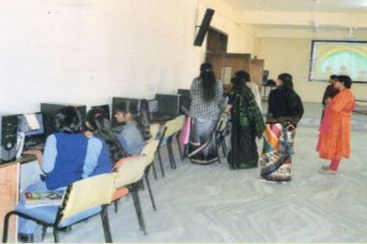 Shri Sai Academy-Computer Lab