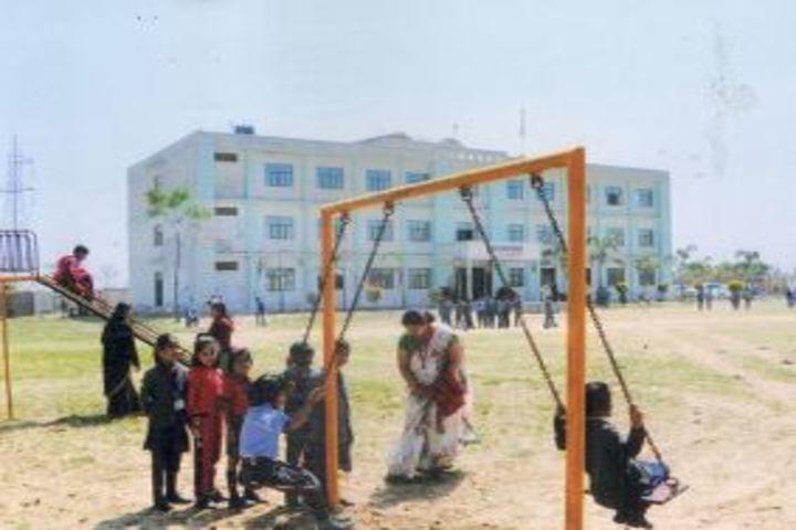 Shri Sai Academy-Play Ground