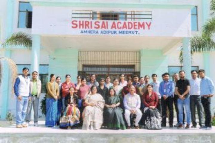 Shri Sai Academy-Staff