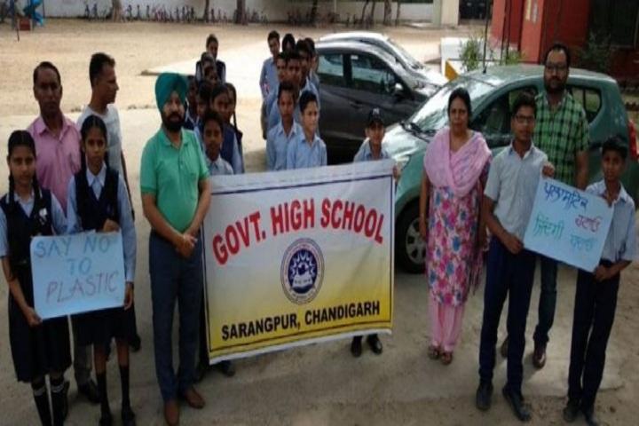 Government High School-Rally