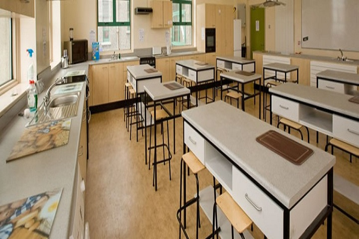 Government High School-Science Lab