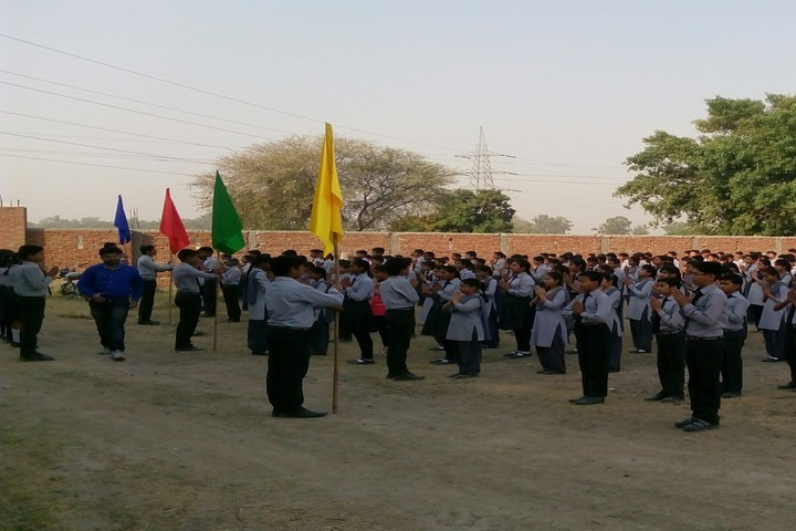 Shri Vinayak Academy International School-Investiture Ceremony