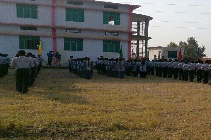 Shri Vinayak Academy International School-Morning Assembly