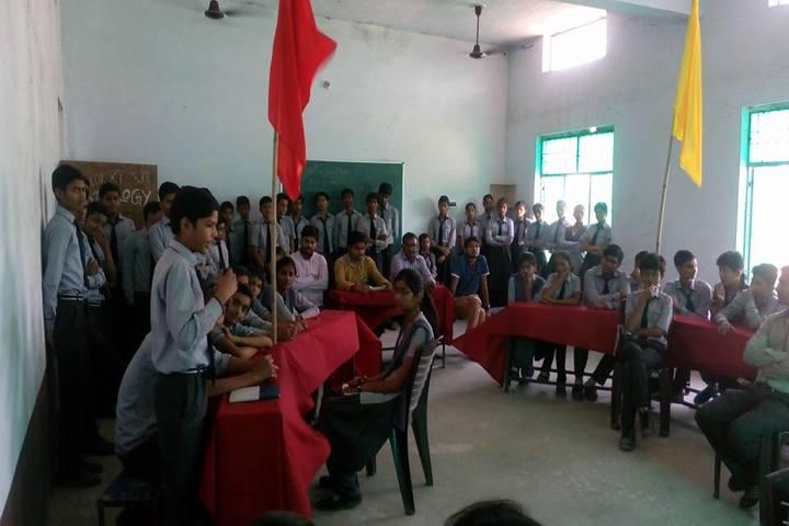 Shri Vinayak Academy International School-Quiz