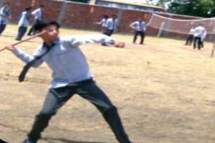 Shri Vinayak Academy International School-Sports Day