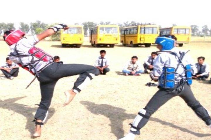 Shri Vinayak Academy International School-Sports