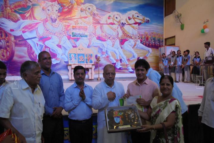 Shriji Baba Saraswati Vidya Mandir-Annual Day