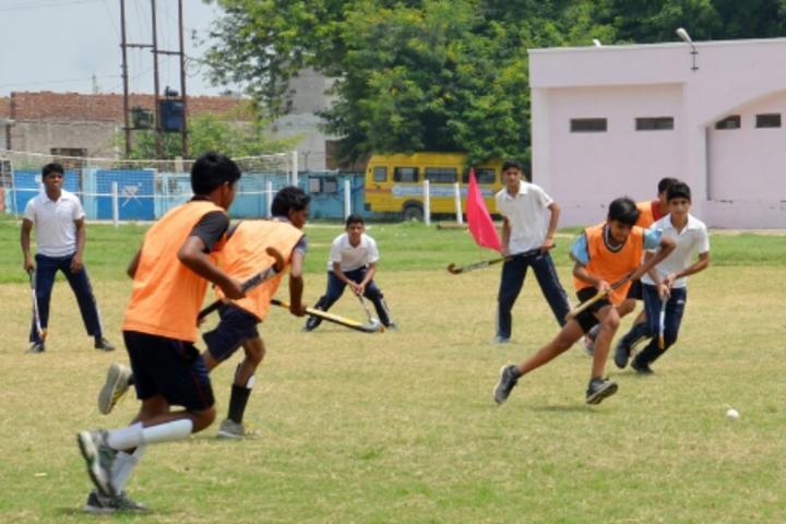 Shriji Baba Saraswati Vidya Mandir-Sports