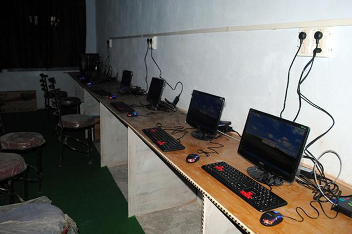 Shrimati Mamta Vidhyalaya- IT Lab