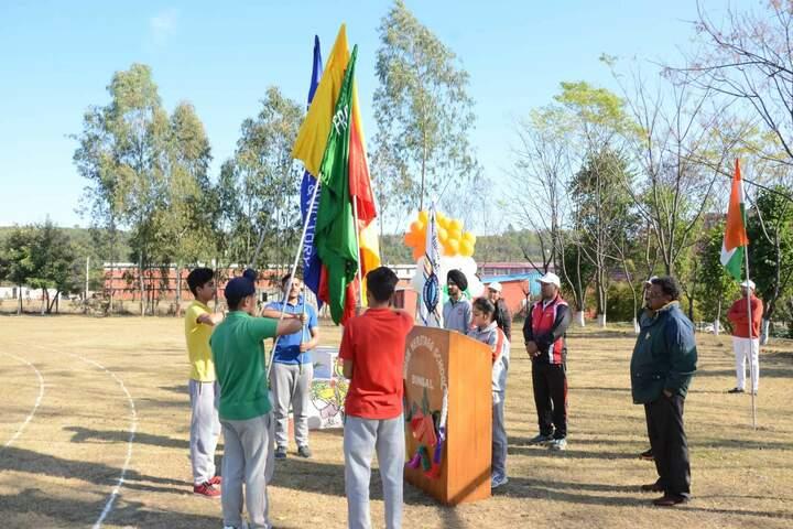Shringi Rishi Vidyapeeth Public School-Investiture Ceremony