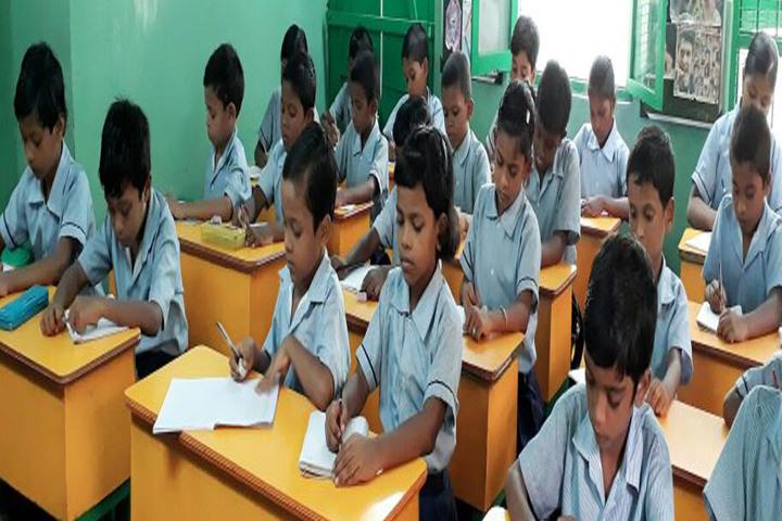 Shringi Rishi Vidyapeeth Public School-Kids Classroom