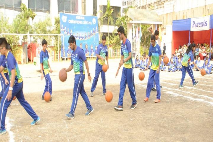 Shringi Rishi Vidyapeeth Public School-Sports Meet